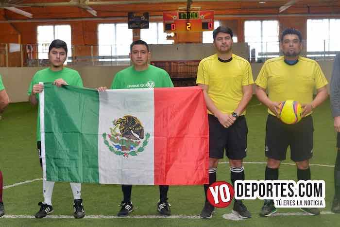 Arbitro Manny Duran-Miguel Gutierrez-Ciudad Guzman-CD Vagos-Liga Interamericana