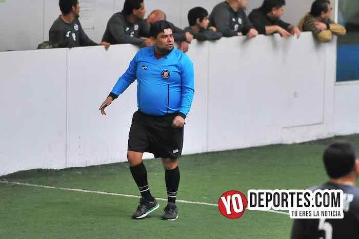 Arbitro Miguel Gutierrez-CD Vagos-Dragones-Liga Interamericana-semifinal