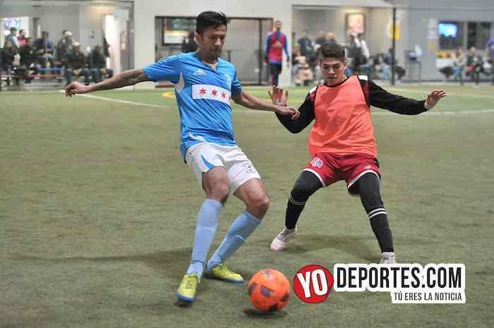 Chicago Soccer golea y va por el Morelia en la Champions