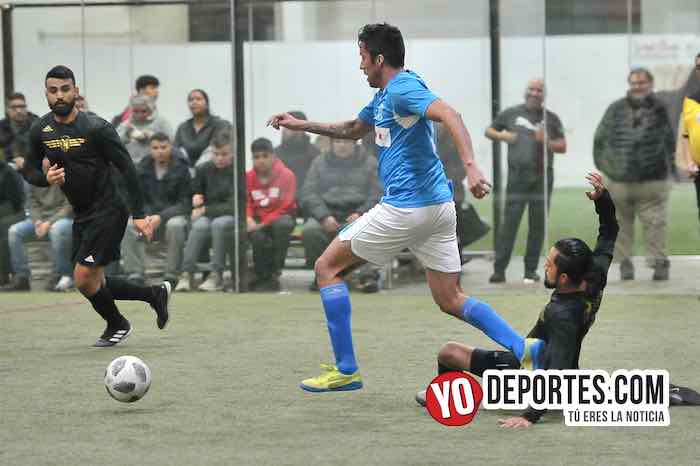 Armando Woody Sanchez-Chicago Soccer-Valencia-Champions Liga Latinoamericana