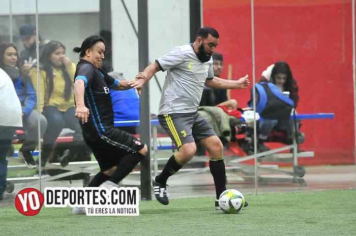 Arsenal-Aguilas-Liga 5 de Mayo Futbol Soccer League