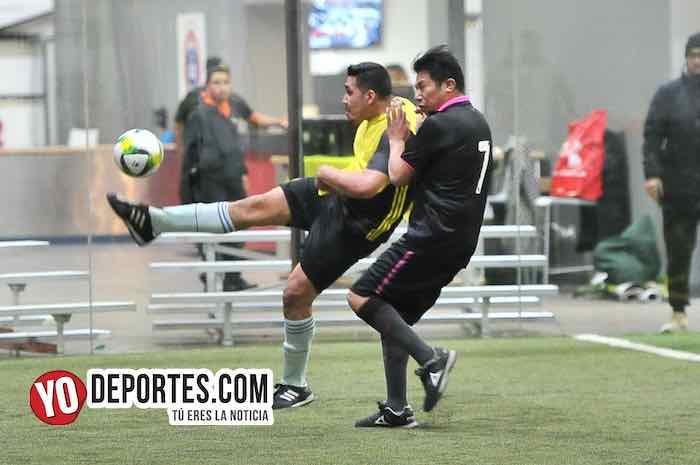Arsenal-Aguilas-Liga 5 de Mayo Soccer League Chicago