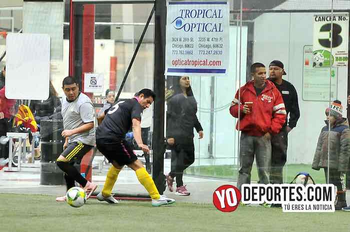 Arsenal-Aguilas-Liga 5 de Mayo