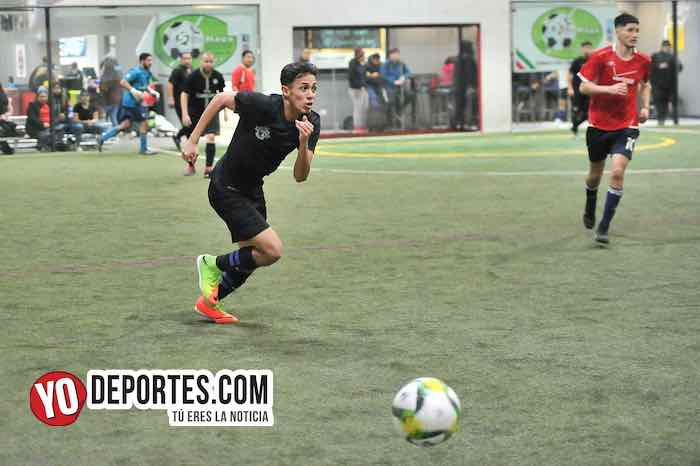 Azteca de Oro-Chicago Cougars-Liga 5 de Mayo de Chicago Indoor Sports