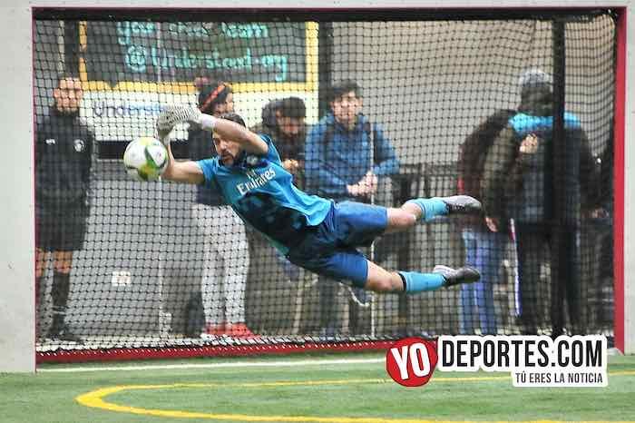 Azteca de Oro-Chicago Cougars-Liga 5 de Mayo