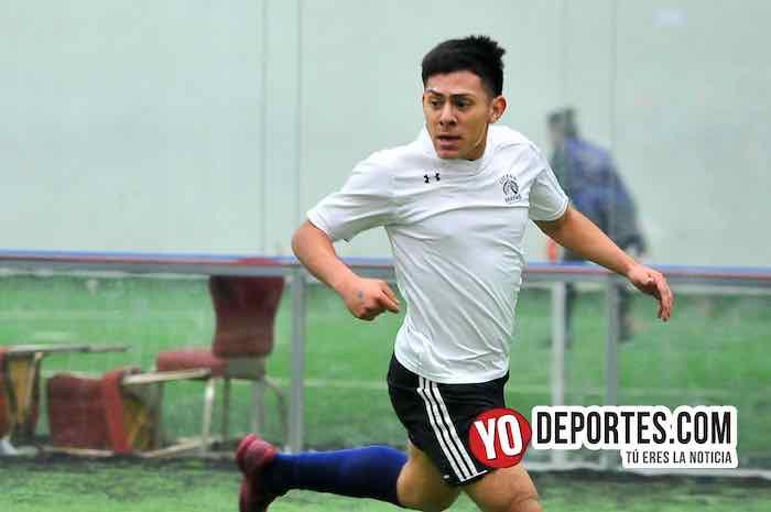 Baltazar Duran-Campo Hermoso-Southside Champions de los Martes-Liga San Francisco