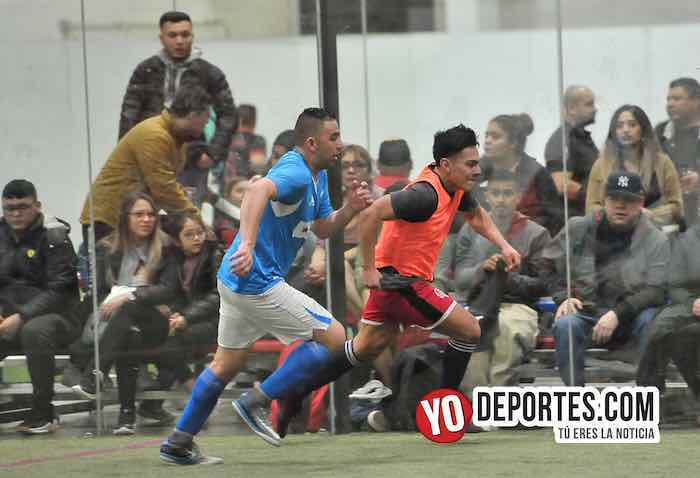 Baltazar Duran-Chicago Soccer-Sahuayo-Champions Liga Latinoamericana