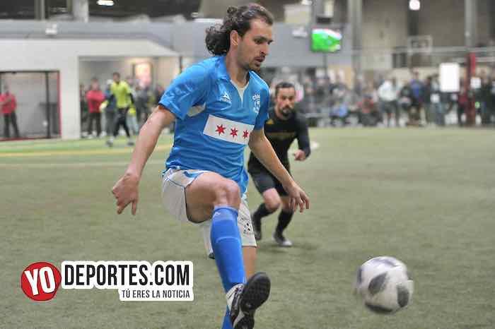 Bato Redoncic-Chicago Soccer-Valencia-Champions Liga Latinoamericana