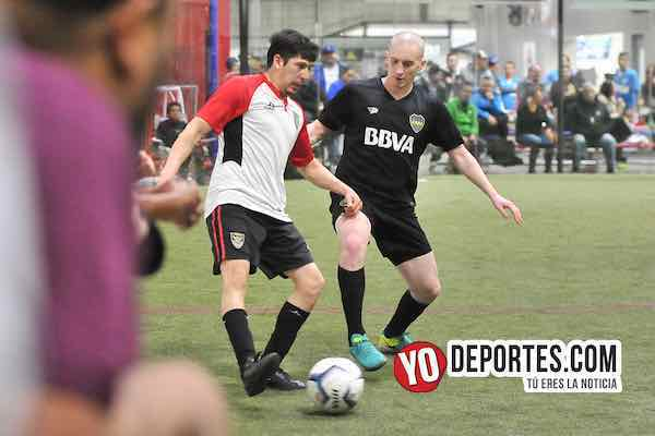 Boca Jr-Deportivo Aztecas-Champions Liga Latinoamericana-Chicago Indoor Sports