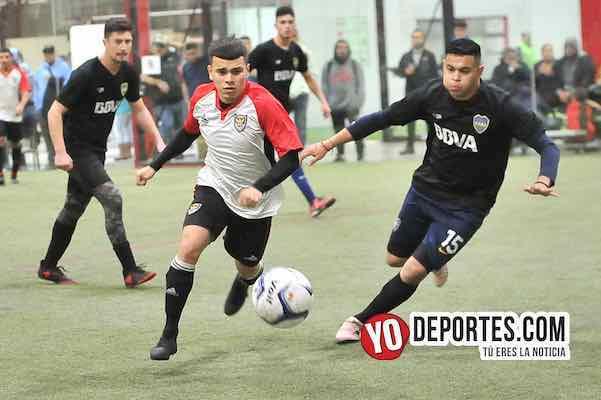 Boca Jr vence a los Aztecas en la Champions de la Liga Latinoamericana