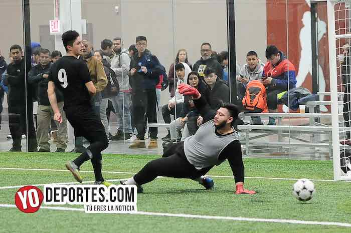 Boca Jr a la final Champions en Pullman Community Center de la Liga San Francisco