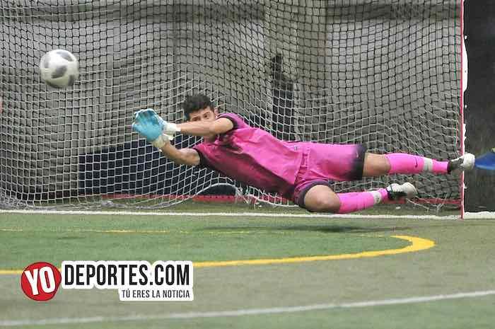 Boca Jr-San Antonio-Champions-Liga Latinoamericana Chicago Indoor Sports