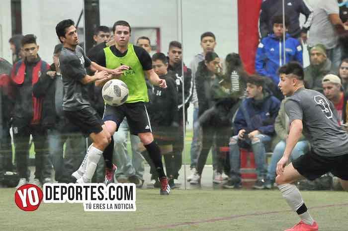 Boca Jr-San Antonio-Champions-Liga Latinoamericana-Indoor Futbol