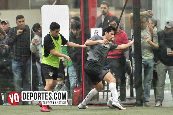 Boca Jr-San Antonio-Champions-Liga Latinoamericana Indoor Futbol
