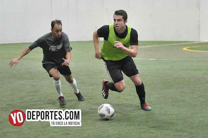 Boca Jr-San Antonio-Champions-Liga Latinoamericana Soccer League