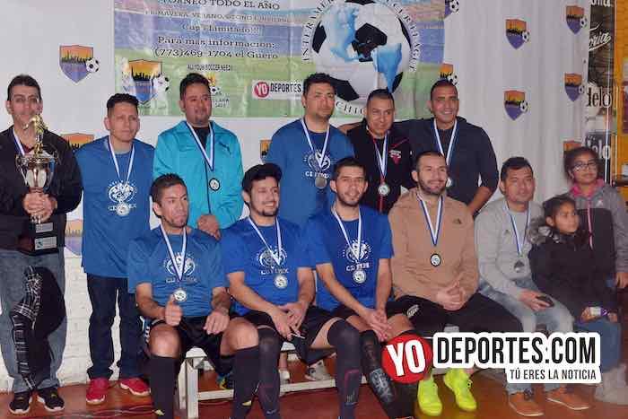 CD Fenix veteranos-Liga Interamericana
