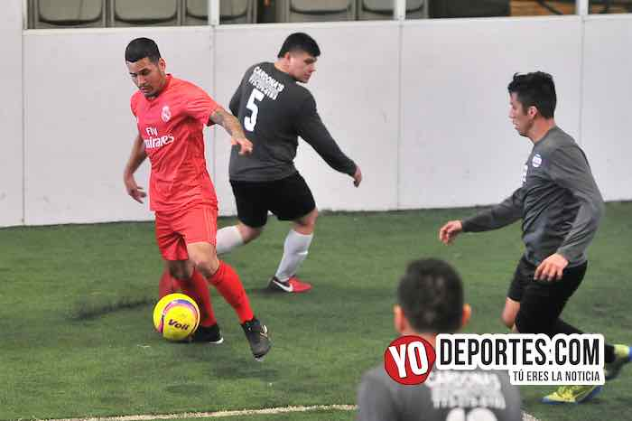 CD Vagos-Dragones-Liga Interamericana-semifinal