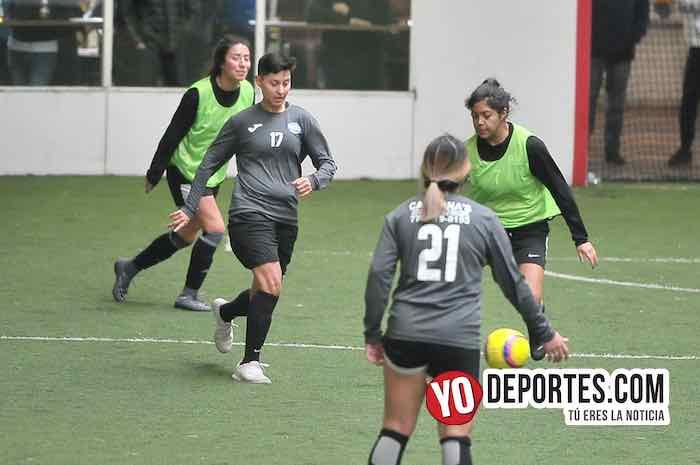 CD Vagos-Lady Sharks-Liga Interamericana femenil libre