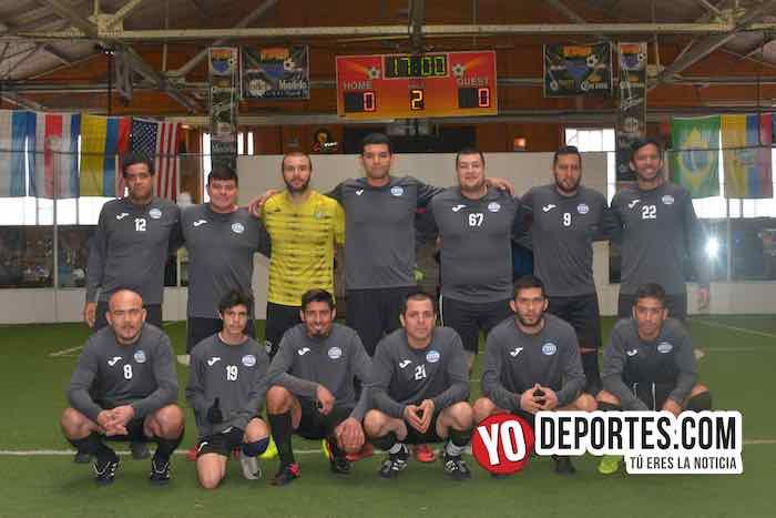 CD Vagos final Liga Interamericana
