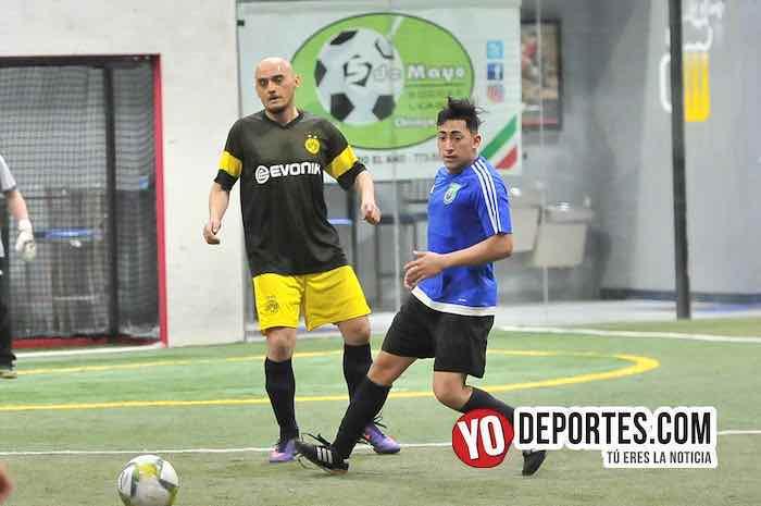 Caracuaro-Poblado-Liga 5 de Mayo-Chicago Indoor Sports