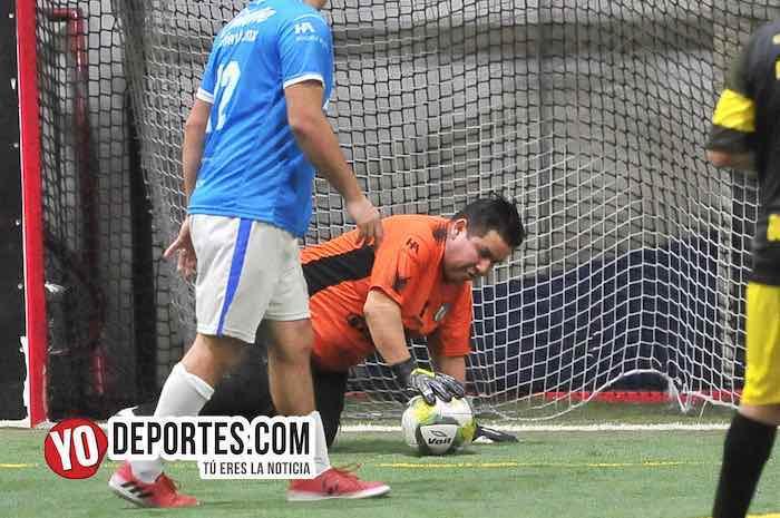 Caracuaro-Poblado-Liga 5 de Mayo Indoor Futbol