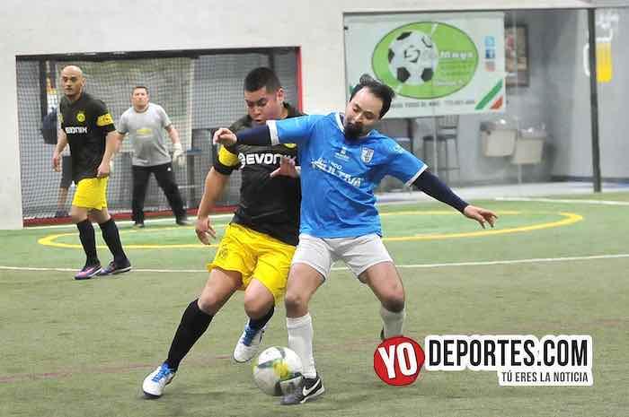 Caracuaro-Poblado-Liga 5 de Mayo indoor soccer