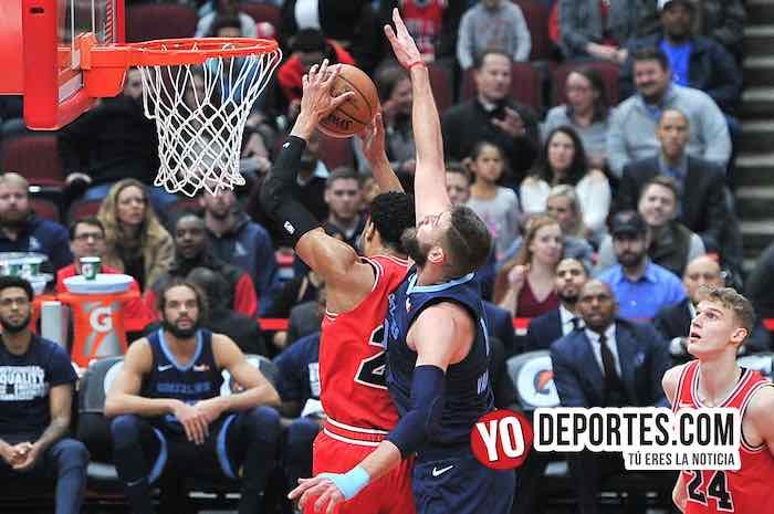 Los Bulls ganan su primer juego desde diciembre