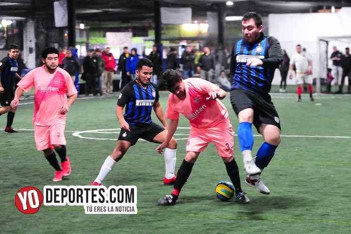 Goliza de Las Palmas al Jerahuaro en la Liga Taximaroa