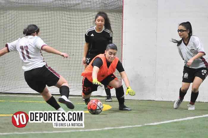 Chicago Real FC-Fenix FC-AKD Soccer League High School
