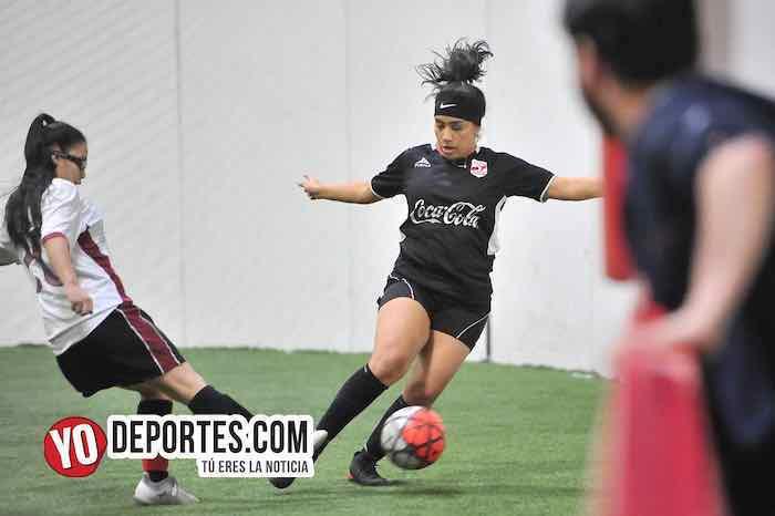 Chicago Real FC-Fenix FC-AKD Soccer League categoria high school