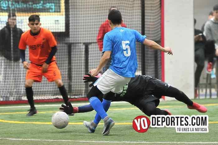 Chicago Soccer-Red Fire-Champions Liga Latinoamericana de Futbol