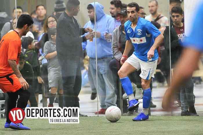Chicago Soccer-Red Fire-Champions Liga Latinoamericana