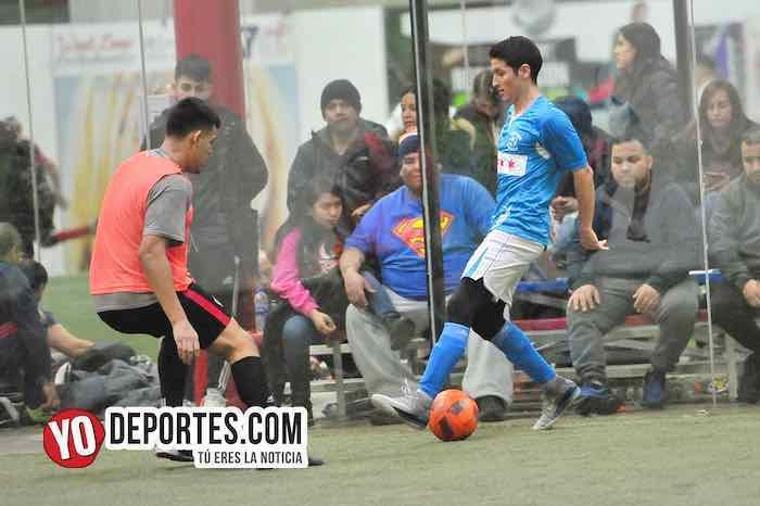Chicago Soccer-Sahuayo-Champions Liga Latinoamericana Futbol indoor