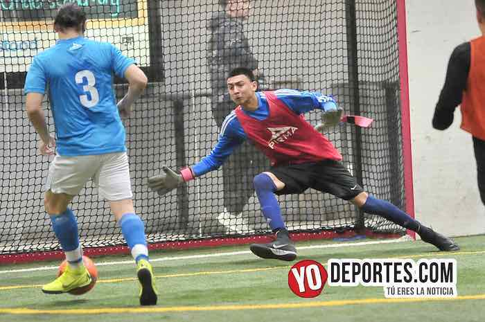 Chicago Soccer-Sahuayo-Champions Liga Latinoamericana
