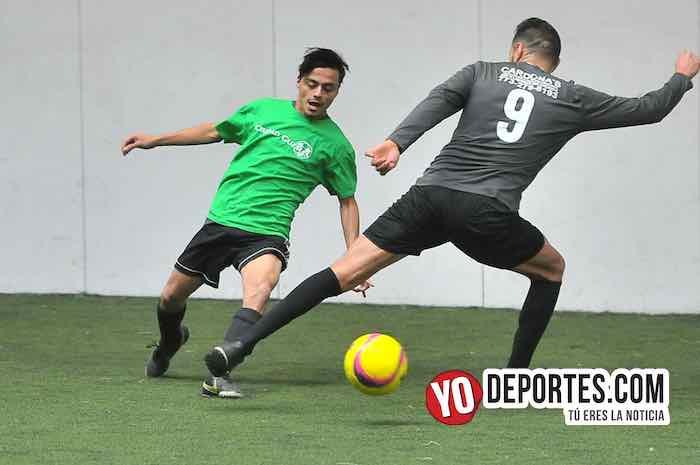 Ciudad Guzman-CD Vagos-Liga Interamericana Chitown Futbol