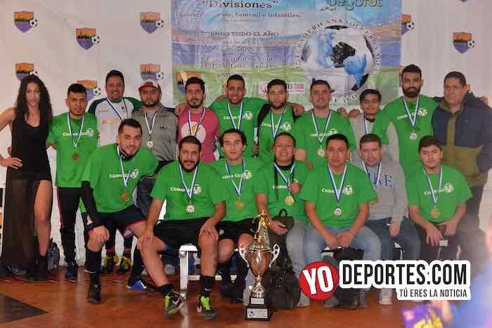 Ciudad Guzman campeon Liga Interamericana