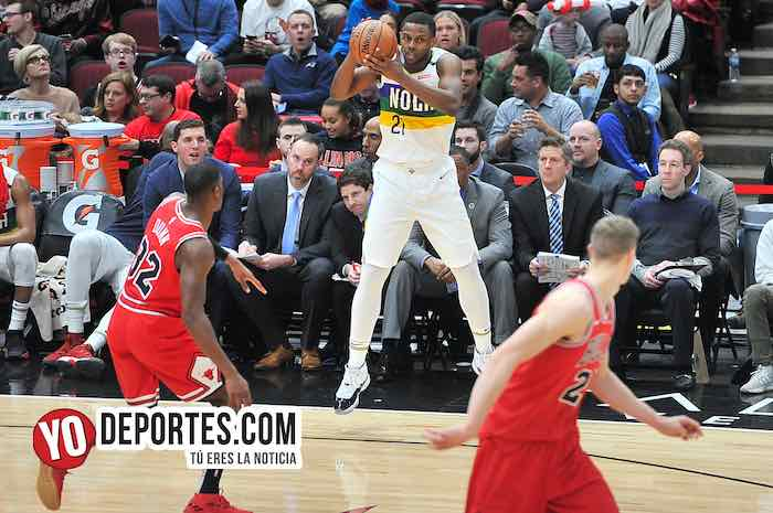 Darius Miller-Chicago Bulls-New Orleans Pelicans