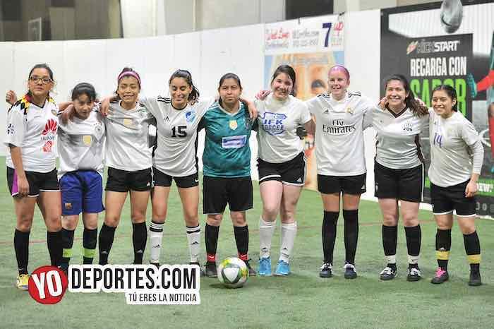 Deportivo Monaco-Liga 5 de Mayo Femenil