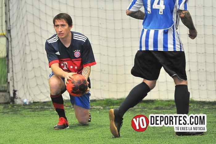 Deportivo Trujillo-Milan-Liga Douglas Chicago Indoor soccer Futbol