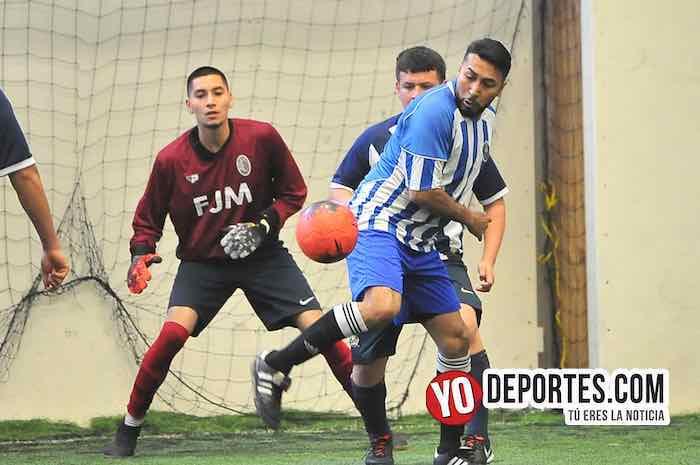 Deportivo Trujillo-Milan-Liga Douglas Indoor Futbol