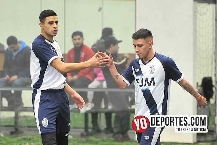 Deportivo Trujillo-Milan-Liga Douglas Soccer League