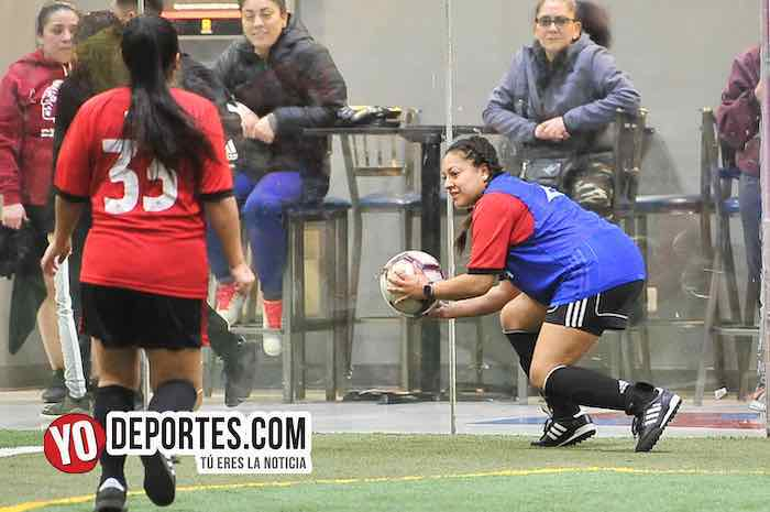 Dulce Dominguez-Juventus-JC 7-AKD Soccer League