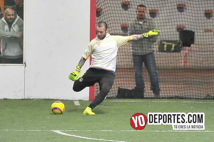 Eder Patino portero-CD Vagos-CD Fenix-Liga Interamericana