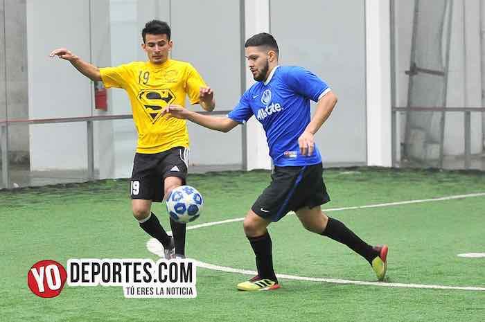 FC Studz-Superman-Champions Martes indoor Liga San Francisco