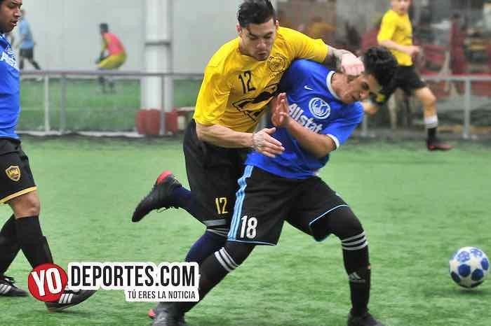 FC Studz-Superman-Champions de los Martes