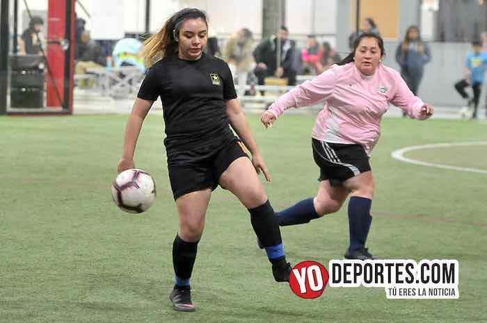 Fenix FC-CD Angeles-AKD Soccer League