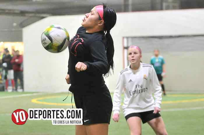 Fire-Deportivo Monaco-Liga 5 de Mayo Femenil