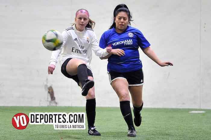 Fire-Deportivo Monaco-Liga 5 de Mayo-viernes Futbol Femenil
