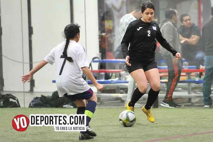 Fire-Deportivo Monaco-Liga 5 de Mayo-viernes Indoor soccer
