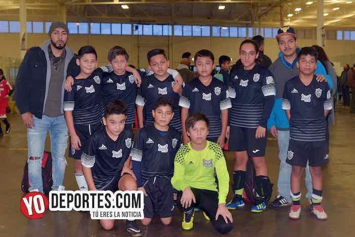 Halcones JC inauguran Copa Gatorade con triunfo